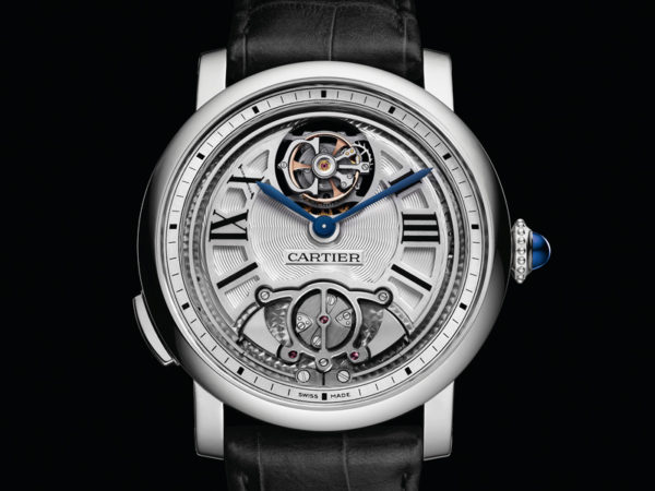 Cartier Rotonde de Cartier Minute Repeater with Flying Tourbillon