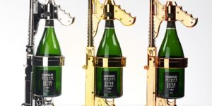 Want a Lux Super-Soaker? Get the Champagne Gun