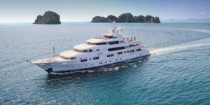 Top 10 Yachts for Charter in Asia 2016