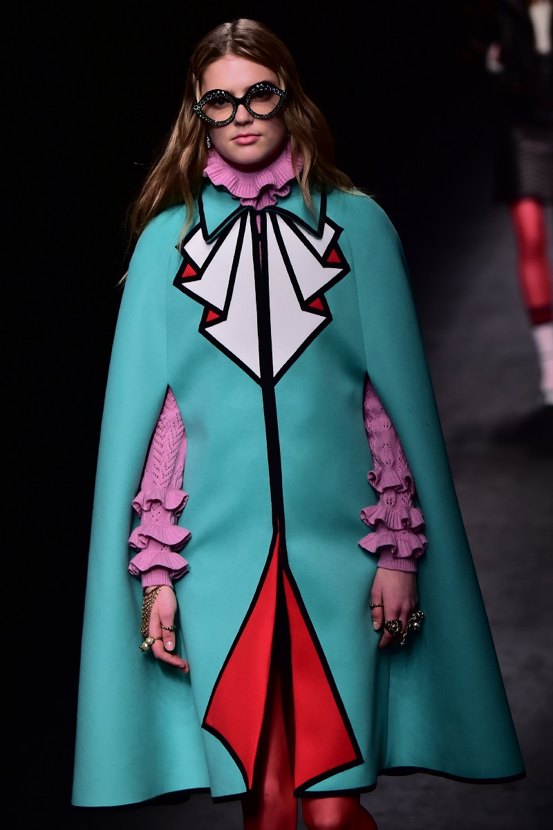 Best Investment Watches >> Gucci to Merge Menswear, Womenswear Shows