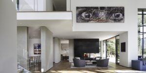Kirei Studio Transforms Aspen Log House to Villa