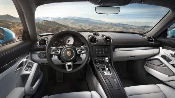 Porsche-Cayman-Interior