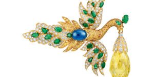 Art, Science, Gems and Lunch with Van Cleef & Arpels
