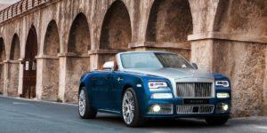 Mansory Takes On Rolls-Royce Dawn