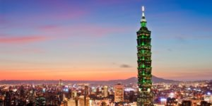 Taipei Named World Design Capital 2016