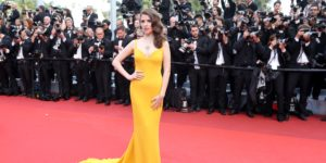 Yellow Fever: Trending Color at Cannes 2016