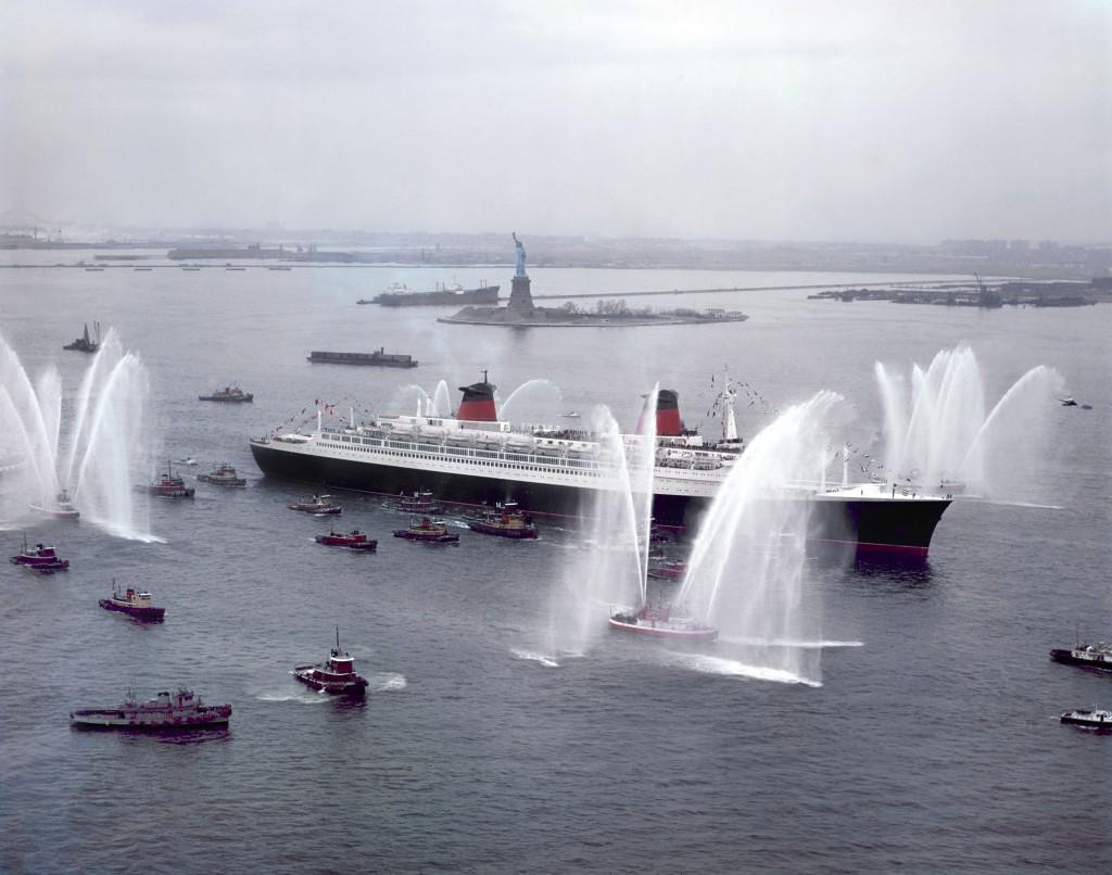 SS France 1962
