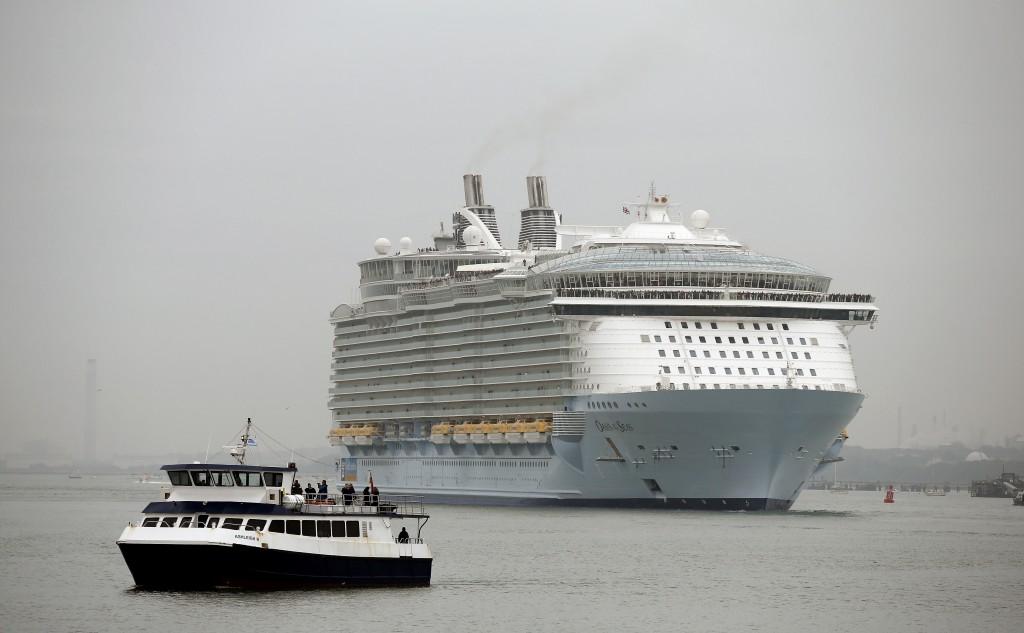 Oasis of the Seas 2014
