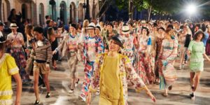 Chanel Celebrates Havana with Cruise Collection