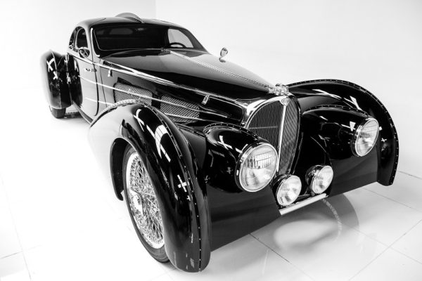1935 Pacific by Delahaye USA