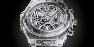 Crystal Cases: Close-Up on Sapphire Watches