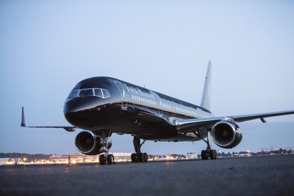 The Boeing 757