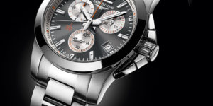 Longines Conquest 1/100th Celebrates Tennis