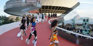Bright Idea: Louis Vuitton Cruise 2017, Rio
