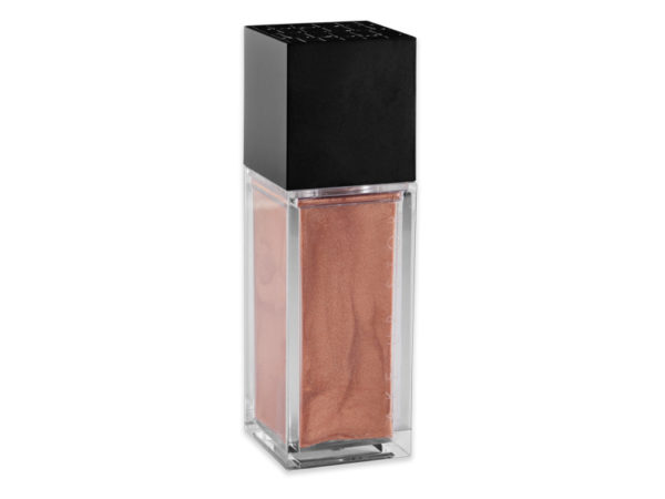 Make Up Store Strobe Glow (introductory price $51) melts into skin quickly and is easy to blend, due to its liquid form.
