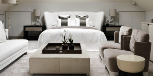 Kelly Hoppen Reshapes London Home