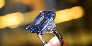Oppenheimer Diamond To Set New Auction Record?