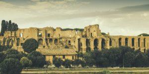 Rome Starts Million Dollar SOS For Landmarks