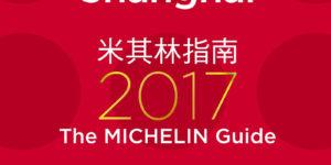 Michelin Guide Announces Shanghai Edition