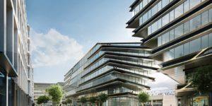 Prague to be Remade by Zaha Hadid Architects