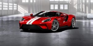 Thousands Apply Online for Ford GT Supercar