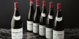 Burgundy, Bordeaux Wines Bound for Historic Auction