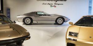 Lamborghini Reopens Museum, Kicks Off Miura Tour