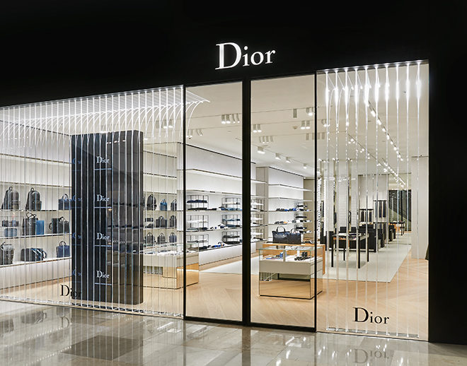 759ef497d6c1 Dior Homme Returns to ION Orchard