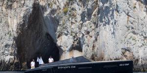 Evo 43 Official Tender at Rolex Capri Regatta 2016