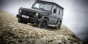 Off-Road Warrior: Mercedes G 350 d Professional