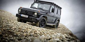 Off-Road Warrior: Mercedes G 350 d Professional