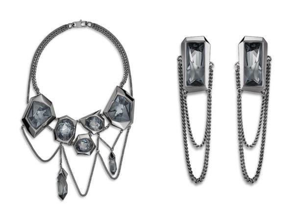 Jean Paul Gaultier 'Reverse' Collection for Atelier Swarovski.