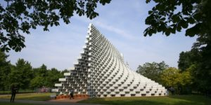 Serpentine Galleries 2016 Pavilion Unveiled