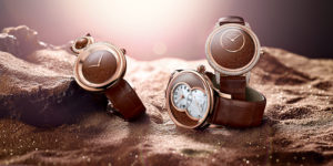 Raw Beauty: Jaquet Droz Grande Seconde Sunstone