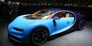Bugatti Chiron to Race at Goodwood