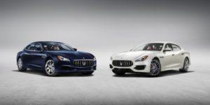 The New Maserati Quattroporte: GranLusso & GranSport