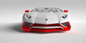 Vitesse AuDessus Remakes Lamborghini Aventador