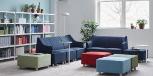 Herman Miller Launches Plex Lounge Furniture