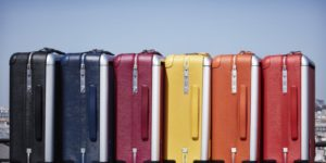 Louis Vuitton Packs Up New Rolling Luggage
