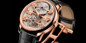 Review: Girard-Perregaux Esmeralda Tourbillon