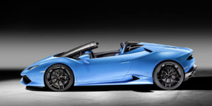Lamborghini Hits Sales Records in 2016