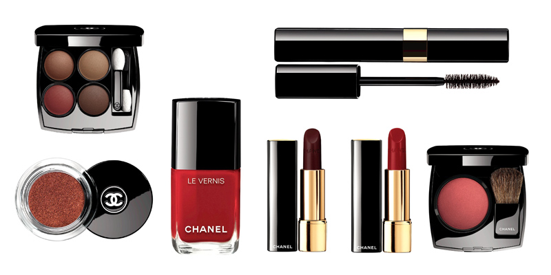 af6a34d2b9b Le Rouge Collection N°1 Chanel Autumn 2016
