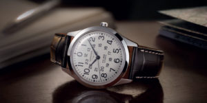 Tracking Time: Longines RailRoad Watch