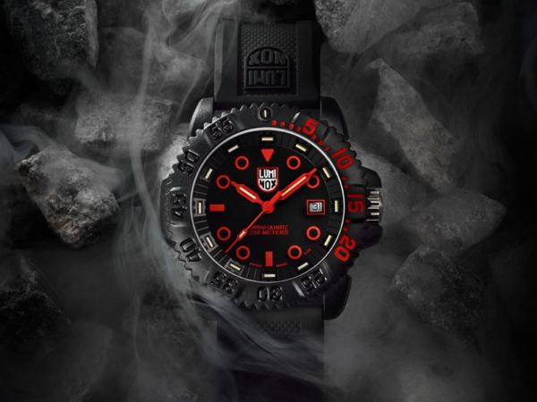 Luminox Navy SEAL Colormark Nova