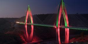 Morocco Unveils Mohammed VI Bridge, Africa's Longest