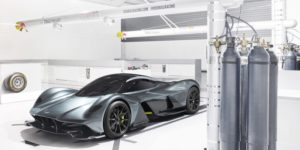 Road-Going F1 Car: Aston Martin AM-RB 001