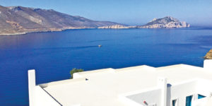 Aegean Idylls: 5 Greek Luxury Hotels