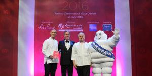 Michelin Awards Singapore's Hawker Stall Stars