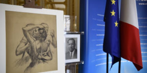 Nazi-seized Degas Drawing Fetches 462,500 Euros