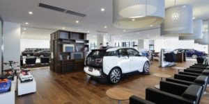 BMW Unveils Concept Center in Tokyo Bay